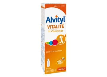Alvityl Vitamine Sirop 150ml