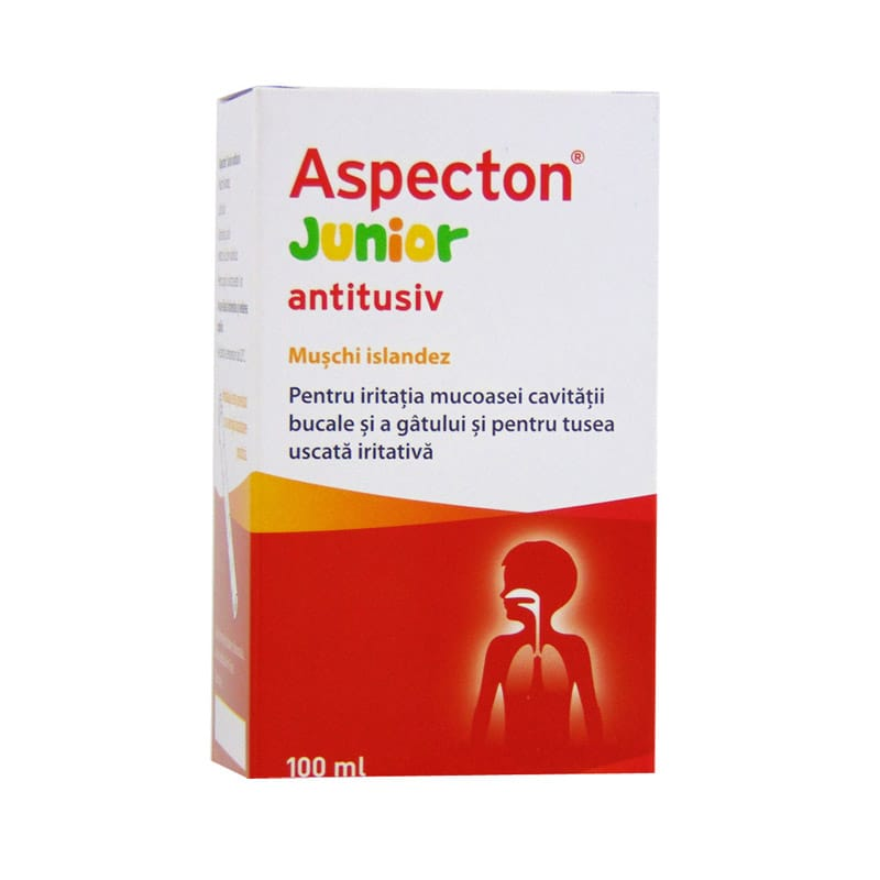 Aspecton Junior Antitusiv,100ml