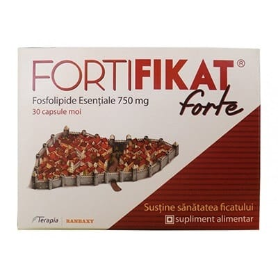 Fortifikat Forte 750mg 30 cp