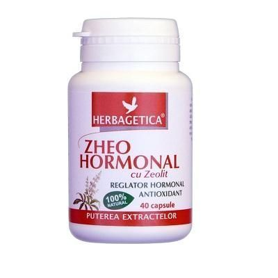 Herbagetica Zheo-Hormonal  70cps
