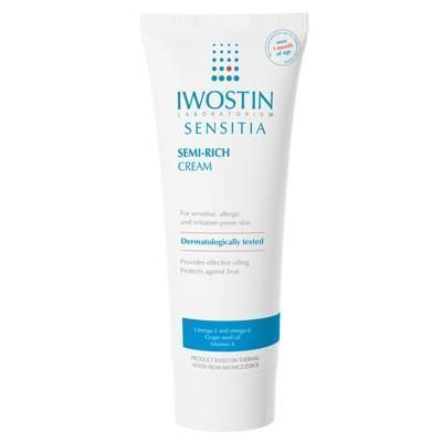 Iwostin Sensitia Crema semigrasa 75ml