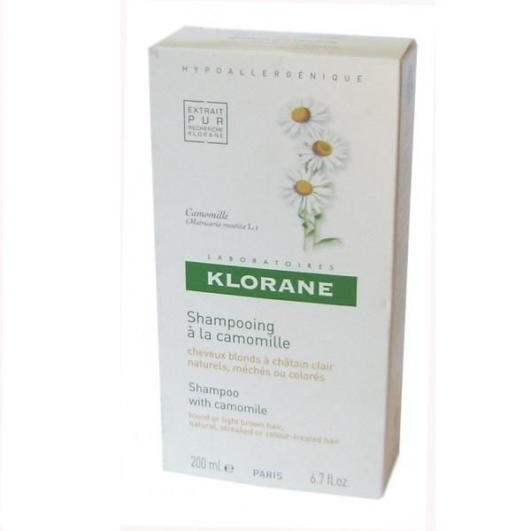 Klorane Sampon Musetel, 200ml