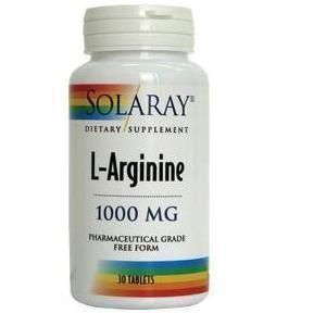 Secom L-Arginine 1000mg, 30 tablete