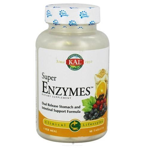 Super Enzymes 60cps