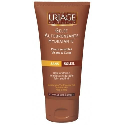 Uriage  Bariesun Gel Autobronzant , 100ml