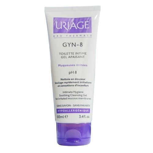 Uriage GYN-8 PH8, gel igiena intima 100ml