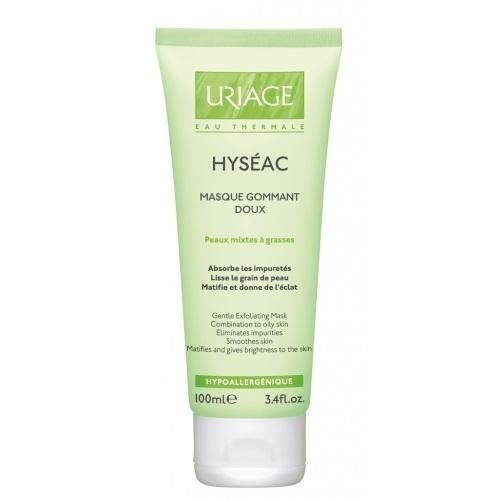 Uriage Hyseac Masca gomanta , 100 ml