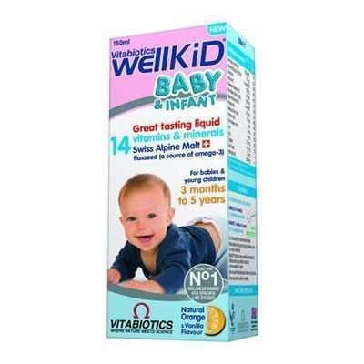 Wellkid sirop , 150ml