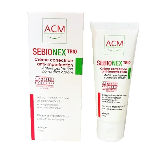 ACM Sebionex Trio Crema antiacnee x40ml