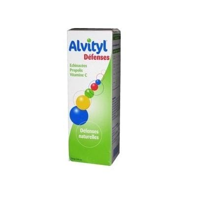 Alvityl Defense Sirop 240ml