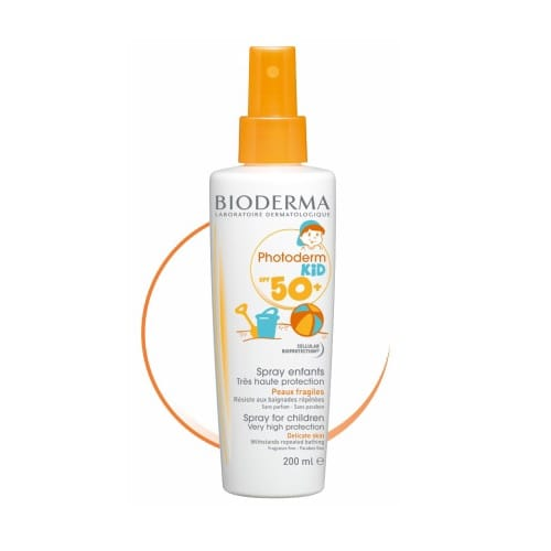 Bioderma Photoderm Kid  Spray SPF50+, 200ml