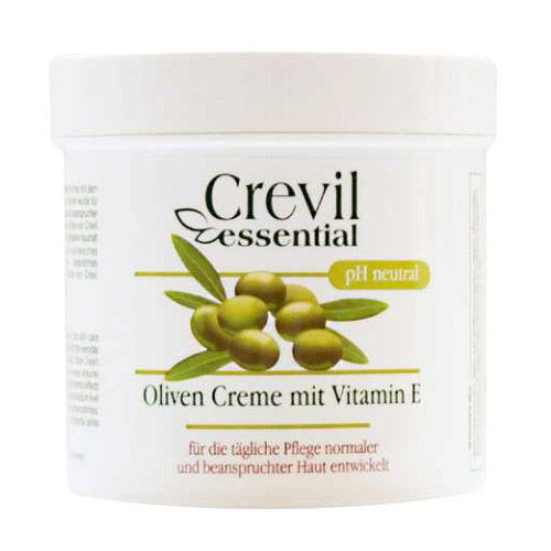 Crevil Essential crema ulei masline vitamina E 250ml