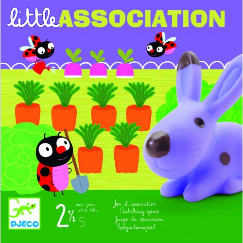 DJECO Joc de asociere Little association