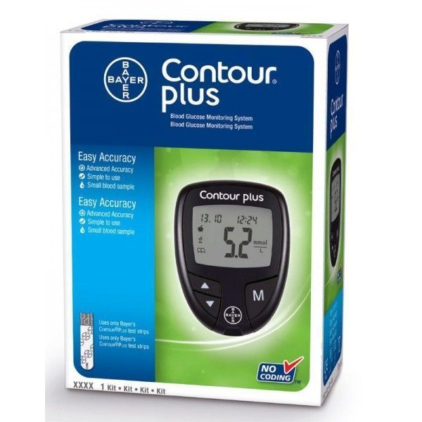 Glucometru Contour Plus,Bayer