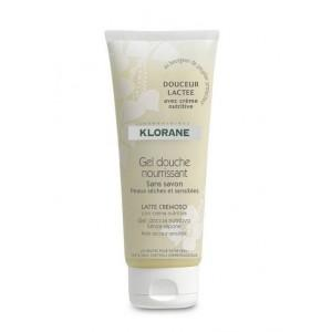 Klorane Gel dus Douceur Lactee 200ml