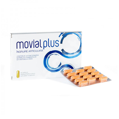 Movial Plus, 28 comprimate