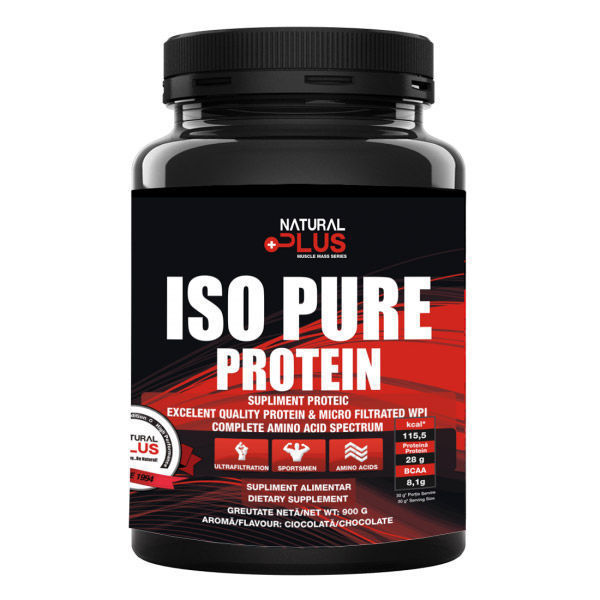 Iso Pure Protein 900 g