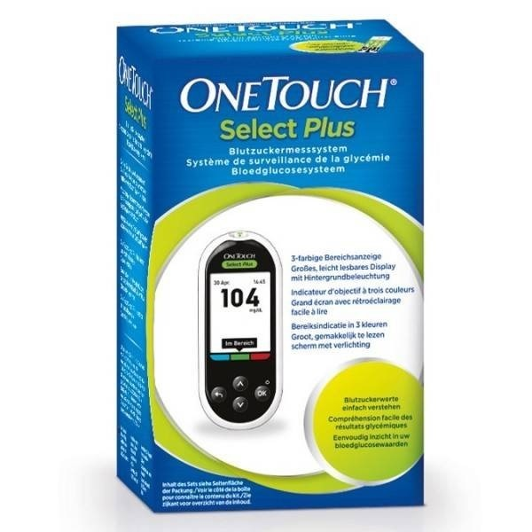 One Touch Select Plus Glucometru