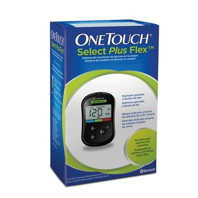One Touch Select Plus Flex Glucometru
