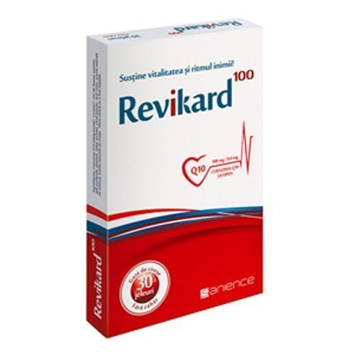 Revikard 100mg/0.6mg 30 jeleuri