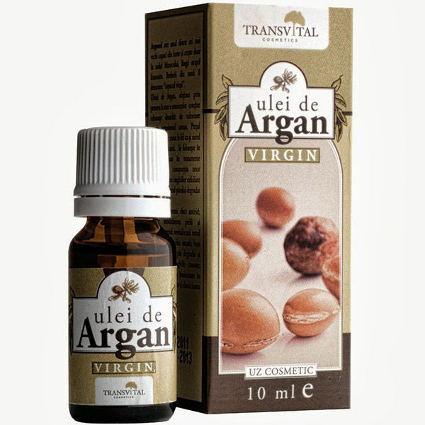 Ulei de argan virgin 10 ml
