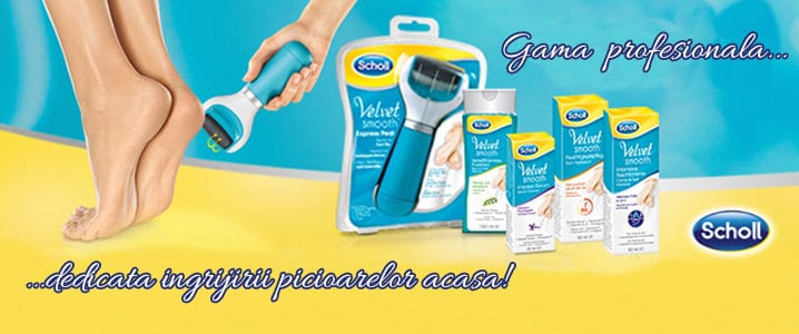 Gama Scholl Velvet Smooth